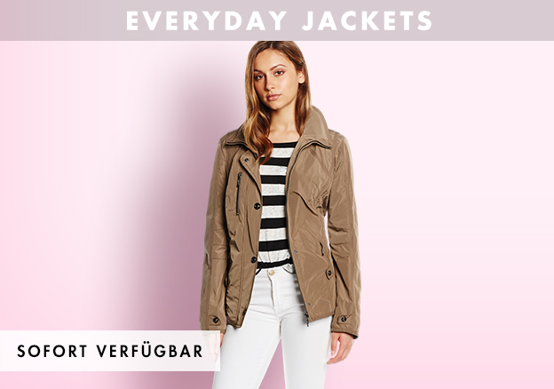 Everyday Jackets
