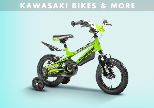 Kawasaki Bikes & More