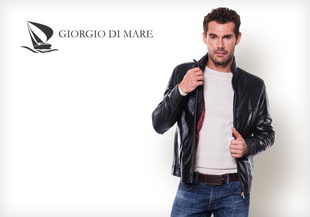 Giorgio di Mare leather!