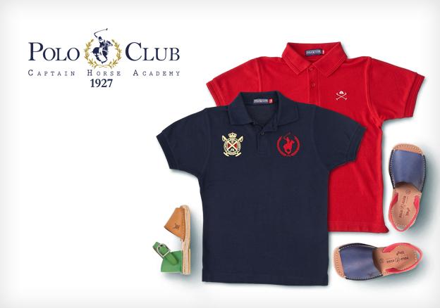 Polo Club niño