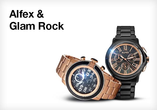 Alfex & Glam Rock