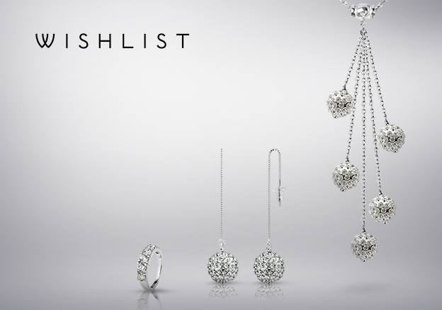 WISHLIST Jewelry!