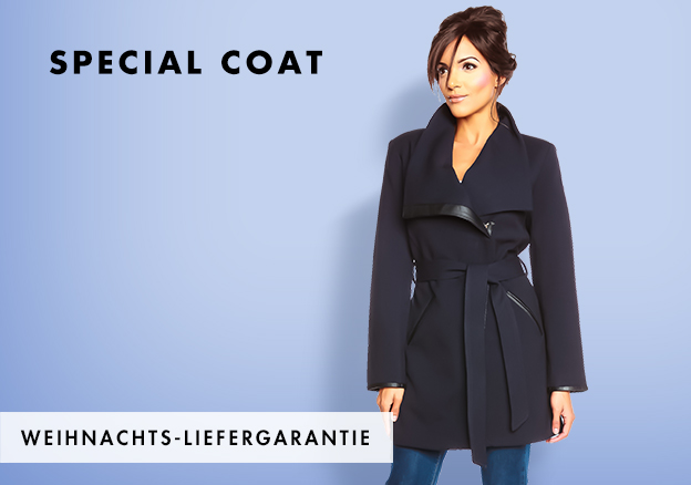 Special Coat!