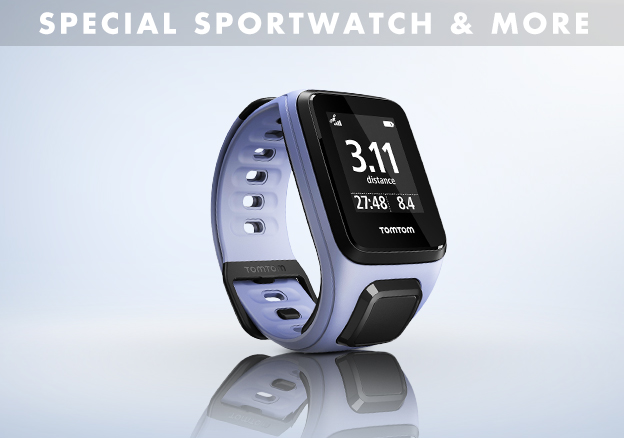 Special sportwatch & more