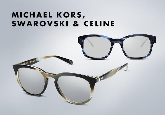 Michael Kors, Swarovski & Celine