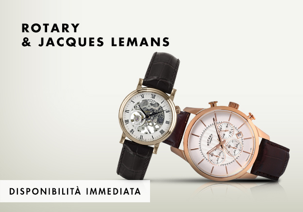 Rotary & Jacques Lemans
