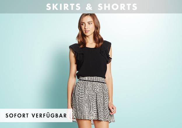 Skirts & Shorts!