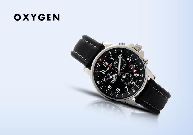 Oxygen & More
