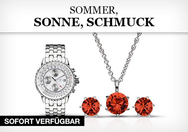 Sommer, Sonne, Schmuck