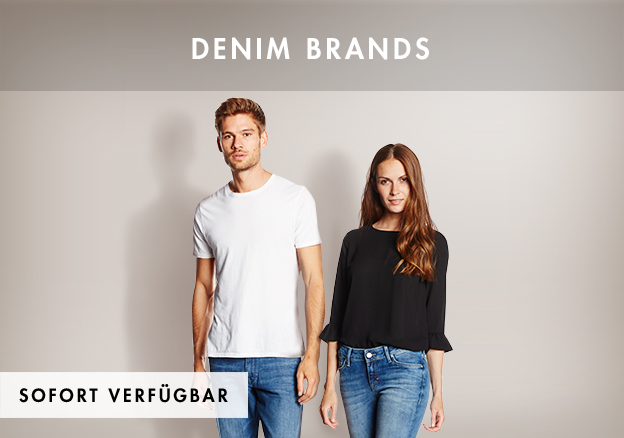Denim Brands!