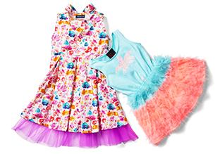 Für die kleine Dame : Kleider
