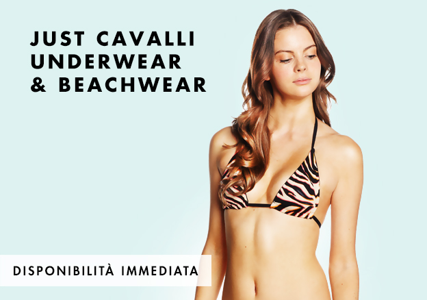 Just Cavalli – Underwear & Beachwear