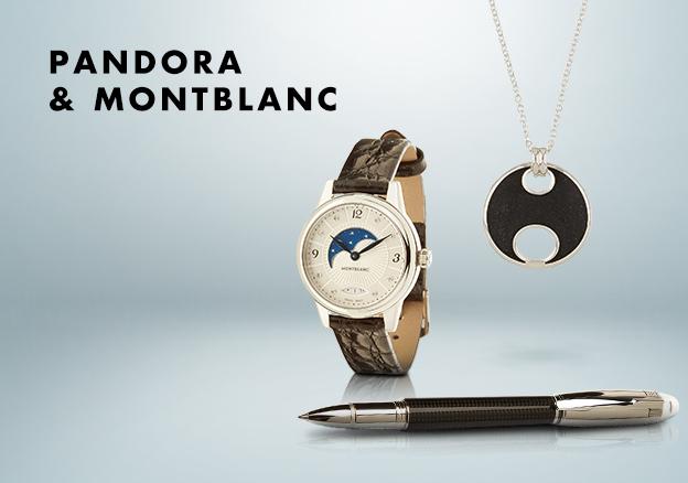 Pandora & Montblanc!