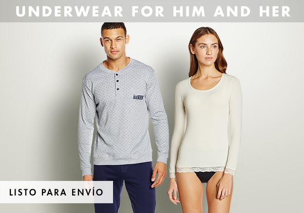 Underwear for Him and Her