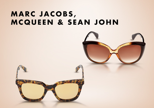 Marc Jacobs, Mcqueen & Sean John