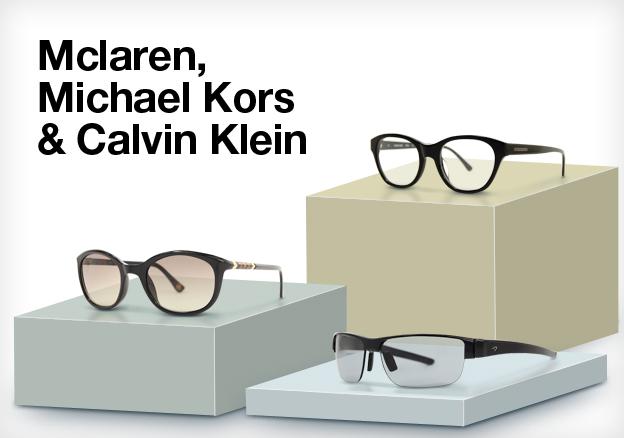 Mclaren, Michael Kors & Calvin Klein