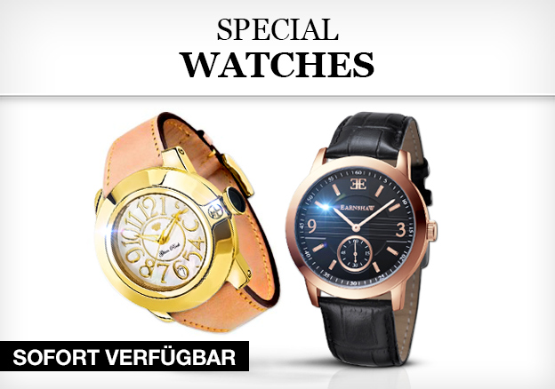 Special Watches