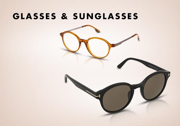Glasses & Sunglasses!
