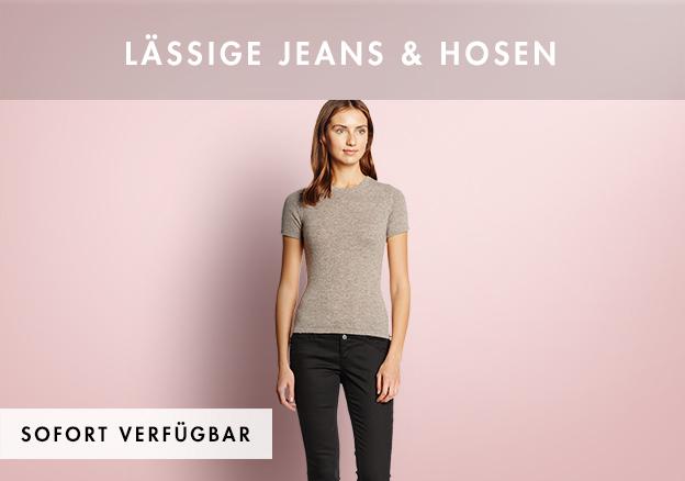 Lässige Jeans & Hosen bis zu -71%
