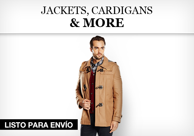 Jackets, Cardigans & More