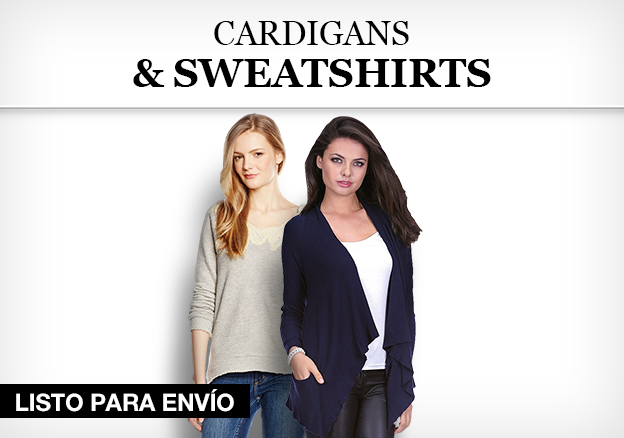 Cardigans & Sweatshirts