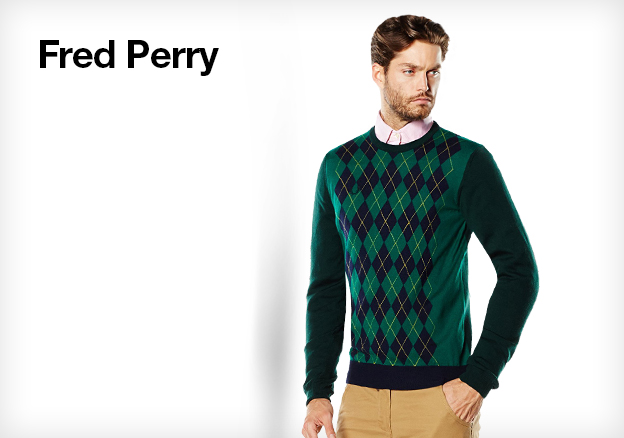 Fred Perry winter collection