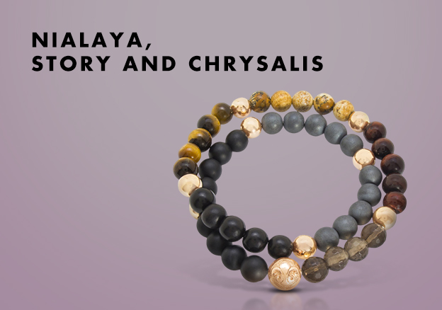 Nialaya, Story and Chrysalis!