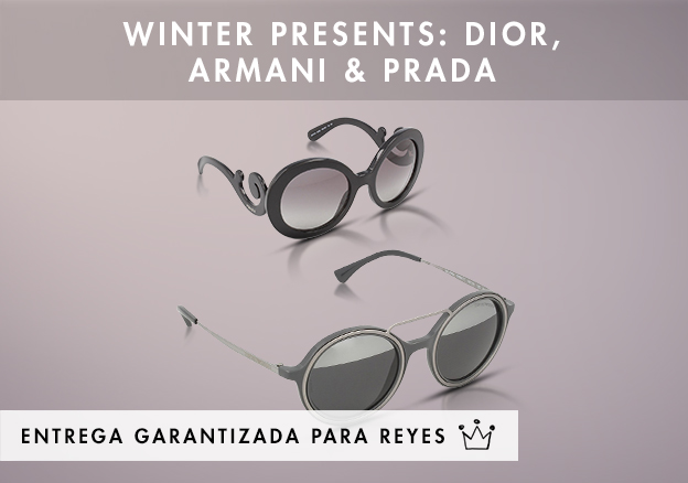 Winter Presents: Dior, Armani  & Prada!