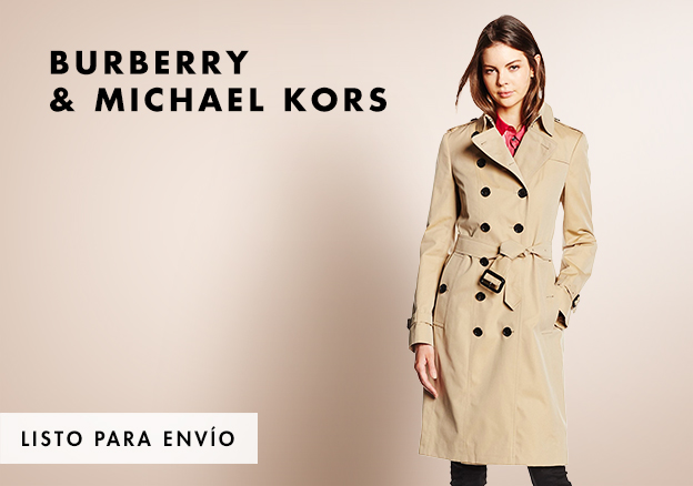 Burberry & Michael Kors