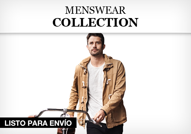 Menswear Collection!