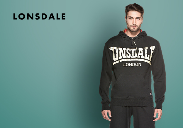 Lonsdale!