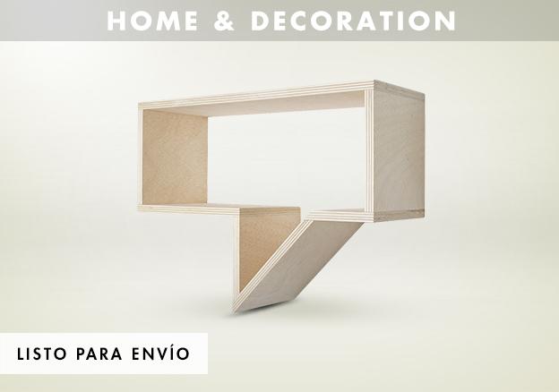 Home & decoration!