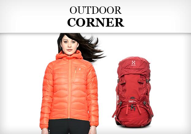 Outdoor Corner