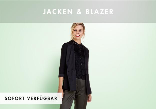 Jacken & Blazer!