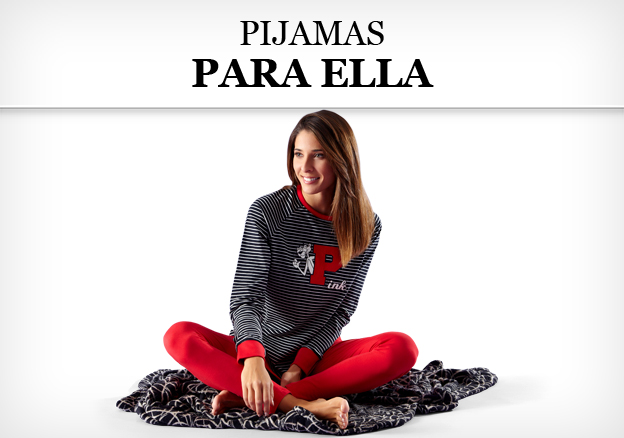 Pijamas para ella