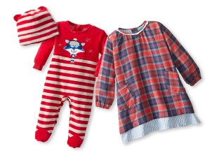 Ready for Red: Kids' Styles