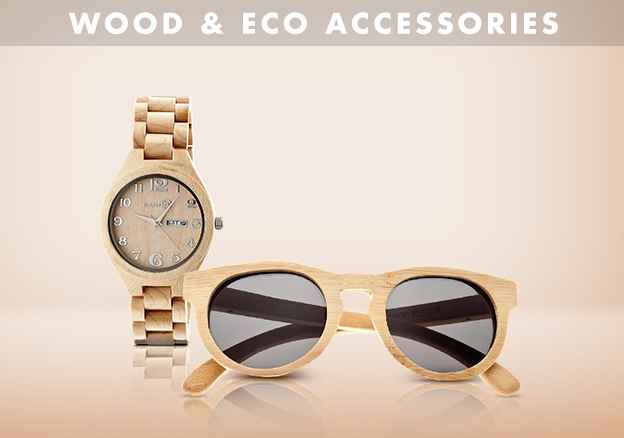 Wood & Eco-Friendly!