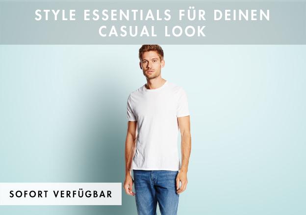 Style Essentials für Deinen Casual Look bis -81%