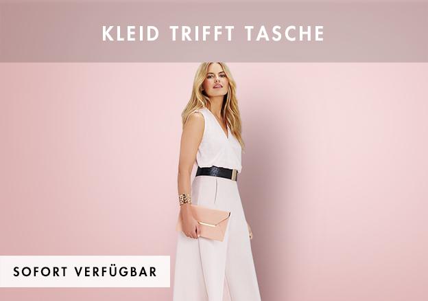 Kleid trifft Tasche bis -73%