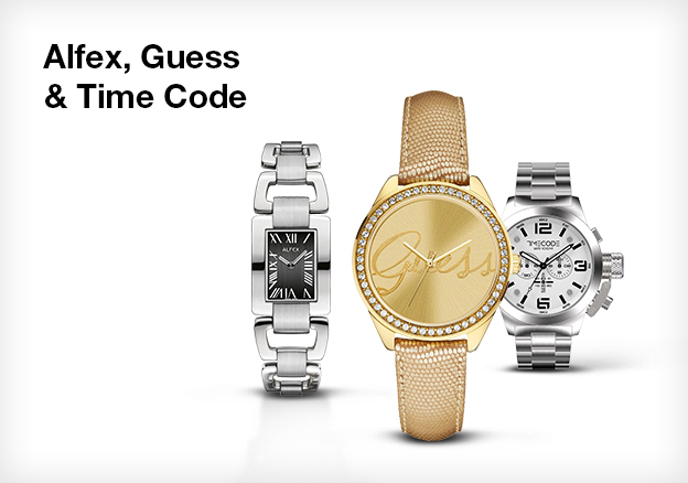 Alfex, Guess & Time Code