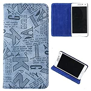 DooDa PU Leather Flip Case Cover For Sony Xperia Z