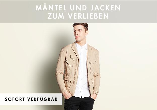 Mäntel und Jacken zum Verlieben bis -86%!