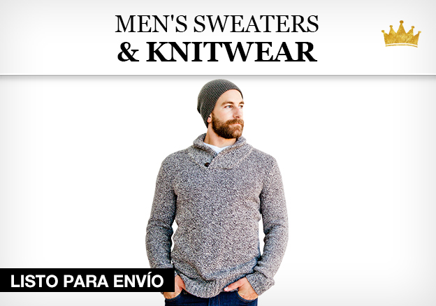 Men's Sweaters & Knitwear