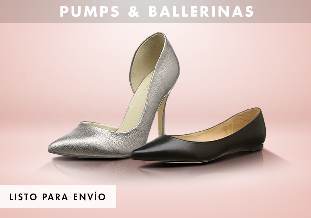 Pumps & Ballerinas!