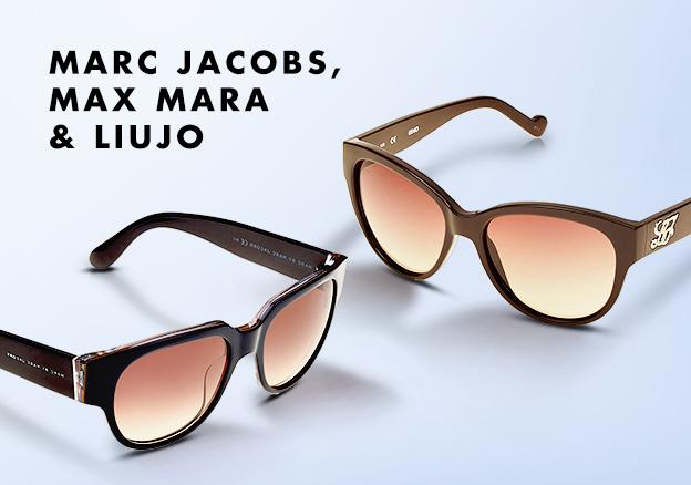 Marc Jacobs, Max Mara & LiuJo