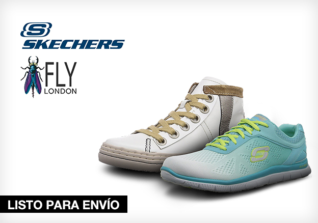 Skechers, Fly London and more