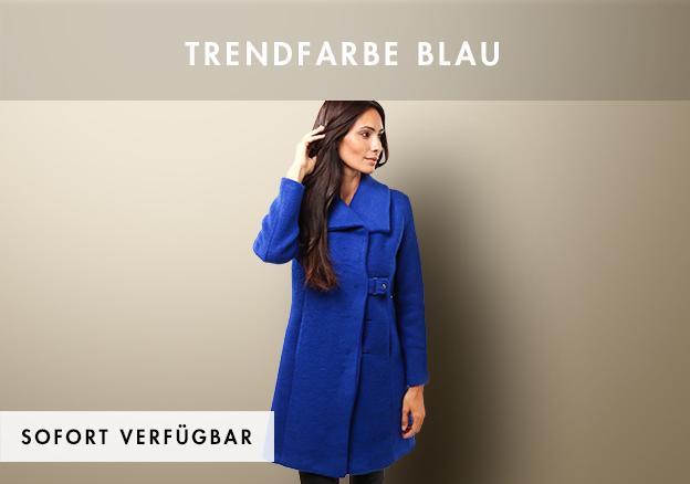 Trendfarbe Blau bis -73%!