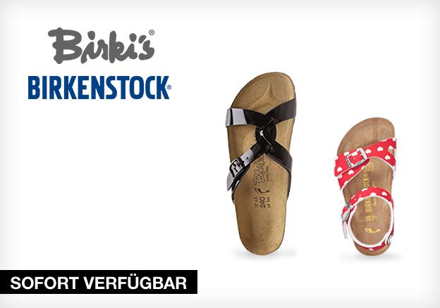 Birkenstock & Birki`s