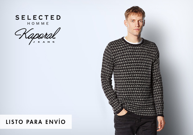 Selected, Brands In Limited & Kaporal