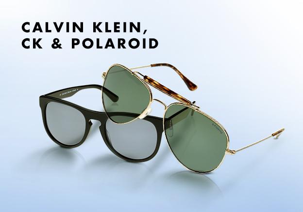 Calvin Klein, CK & Polaroid